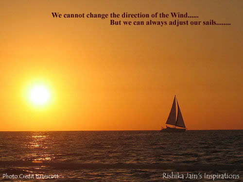 Change Quotes, Pictures, Winds of Change - Inspirational Pictures, Motivational Thoughts and Quotes