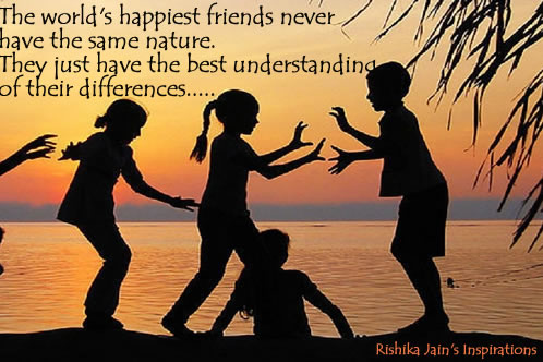 Friendship Quotes, Pictures, Happiness Quotes, The World's Happiest Friends Inspirational Thoughts, Quotes, Pictures
