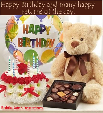 Birthday wishes, Birthday pictures, Best Wishes - Inspirational Quotes, Motivational Thoughts and Pictures