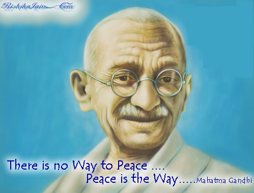 Peace Quotes, Mahatma Gandhi Quotes, Pictures, Inspirational Quotes, Motivational Quotes and Pictures