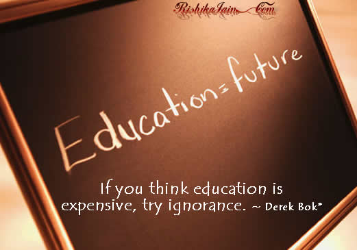 Education Quotes, Derek Bok Quotes,  Inspirational Quotes, Pictures and Motivational Thoughts