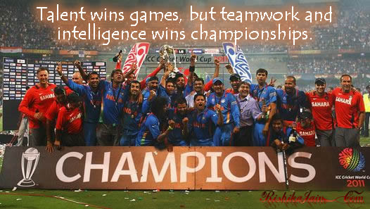Pictures, World Champions Quotes, Success Quotes, Cricket Quotes, Talent Quotes ,Inspirational Quotes, Pictures and Motivational Thoughts