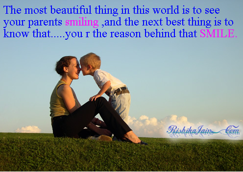 children parent quotes the most beautiful thing in this
