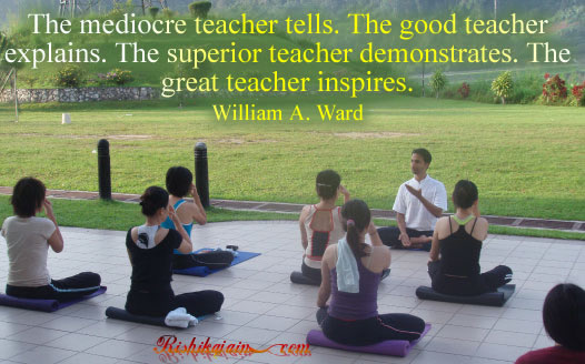 Quotes on Teacher, Inspirational Teachers