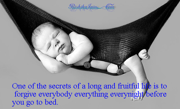 Secret of Long Life - Inspirational Quotes, Motivational Thoughts and Pictures