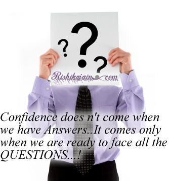 Confidence Quotes , questions, answers, Inspirational - Motivational Pictures & Thoughts