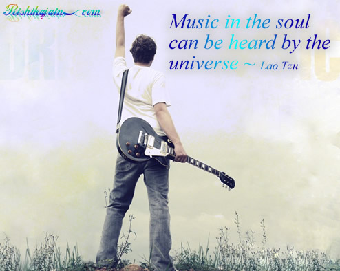 Soulful Quotes , Music , Lao Tzu Quotes,  Inspirational Quotes, Pictures & Motivational Thoughts