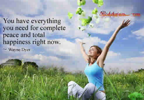 peace,Wayne Dyer, Happiness- Inspirational Quotes, Motivational Thoughts and Pictures