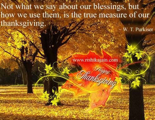 thanksgiving quotes,wishes,greetings, Inspirational Pictures, Quotes & Motivational Thoughts