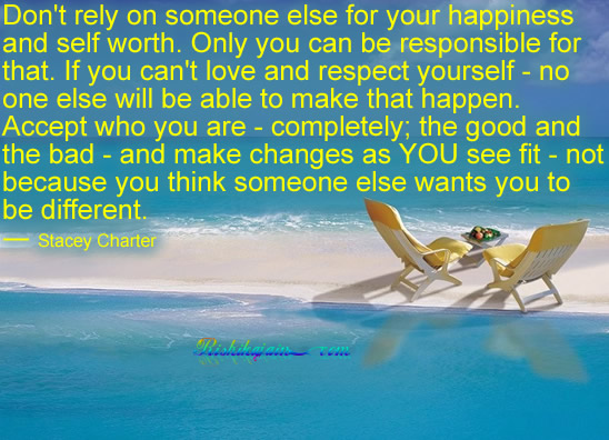 Stacey Charter,Happiness- Inspirational Quotes, Motivational Thoughts and Pictures