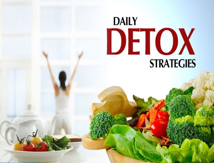 Your 4- step guide to Detoxification