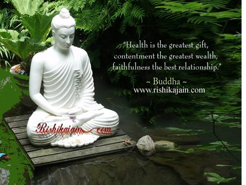 Health, greatest gift, Buddha,quotes,thoughts