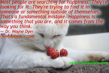 Most People Are Searching For Happiness Inspirational Quotes