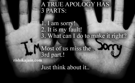 APOLOGY,,Forgiveness - Inspirational Quotes, Motivational Quotes and Pictures,sorry,fault