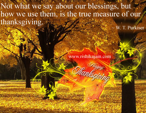 W. T. Purkiser,Happy Thanksgiving,thanksgiving,quotes,wishes,greetings,messages,Inspirational Pictures, Quotes & Motivational Thoughts