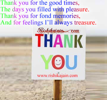 Thank you - Inspirational Quotes, Motivational Thoughts and Pictures  &lt;&lt;&lt;&lt; Merci  Gracias  Shukriya  Grazie  