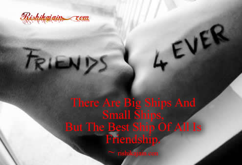 friend,friendship day,Friendship Quotes- Inspirational Quotes, Motivational Thoughts and Pictures
