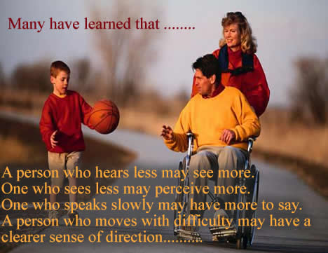hear,see,speak,difficulty,direction,Ability and Qualities - Wisdom Quotes, Pictures and Thoughts, Inspirational Quotes, Pictures & Motivational Thoughts
