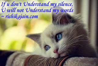 kind words,understand,Silence Quotes – Inspirational Pictures, Motivational Quotes and Thoughts