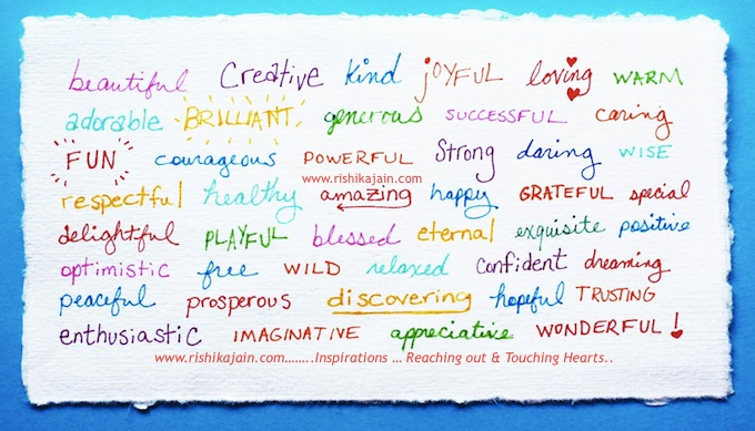 Inspirational Adjectives, Positive Words Adjectives, Inspirational Pictures, Motivational Words and Adjectives