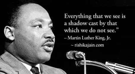 Martin Luther King Jr Inspirational Quotes Pictures