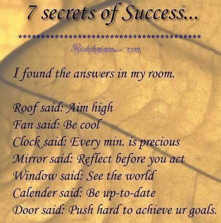 Success- Inspirational Quotes, Motivational Pictures and Thoughts