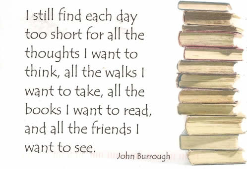 john burrough,Friendship Quotes- Inspirational Quotes, Motivational Thoughts and Pictures.