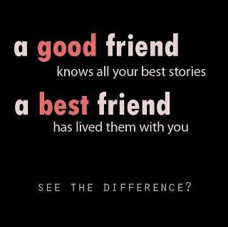 Best Friendship Quote A Good Friend Inspirational