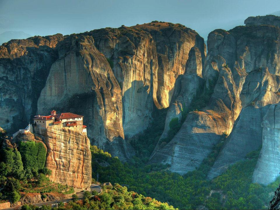 Meteora, Greece , Beautiful places, inspirational pictures, inspire, feel good