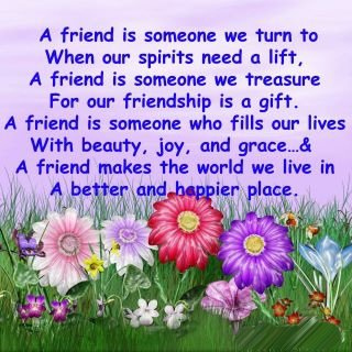 friend, friendship, inspirational pictures, motivational quotes, treasure, gift, beauty, grace, joy