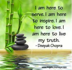inspire,Deepak Chopra,Life Purpose – Inspirational Quotes, Motivational Thoughts and Pictures
