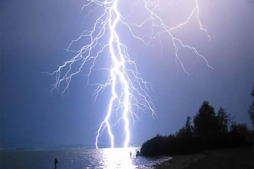 FACTS about LIGHTNING, facts, knowledge, discover, science, scientific facts
