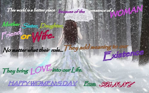 HAPPY WOMEN'S DAY....!,Patience / Strength / Wishes Quotes – Inspirational Pictures and Thoughts.