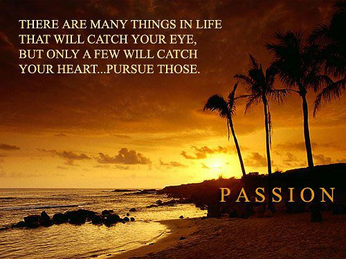 Heart Quotes :  Inspirational Quotes, Motivational Thoughts and Pictures,passion,pursue,