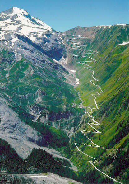 Beautiful Places - Inspire You… Make you feel good… ,Amazing Road, ITALIAN ALPS,  mountain