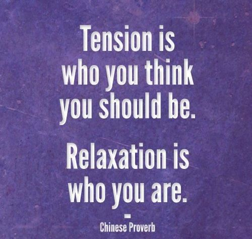 tension,Worry/Wisdom – Inspirational Quotes, Pictures & Motivational Quotes,relaxation ,