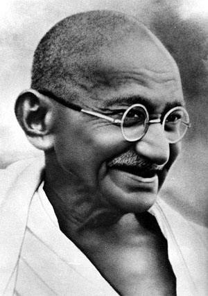Trust / Respect - Inspirational Quotes, Pictures & Motivational Thoughts ,mahatma gandhi