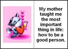 Mother/Children – Inspirational Quotes, Motivational Thoughts and Pictures ,good person