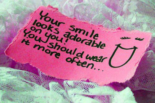 Smile – Inspirational Quotes, Motivational Thoughts and Pictures