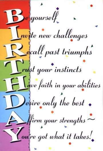 wishes, birthday wishes,abilities, challenges, triumphs, strengths, inspirational pictures, quotes