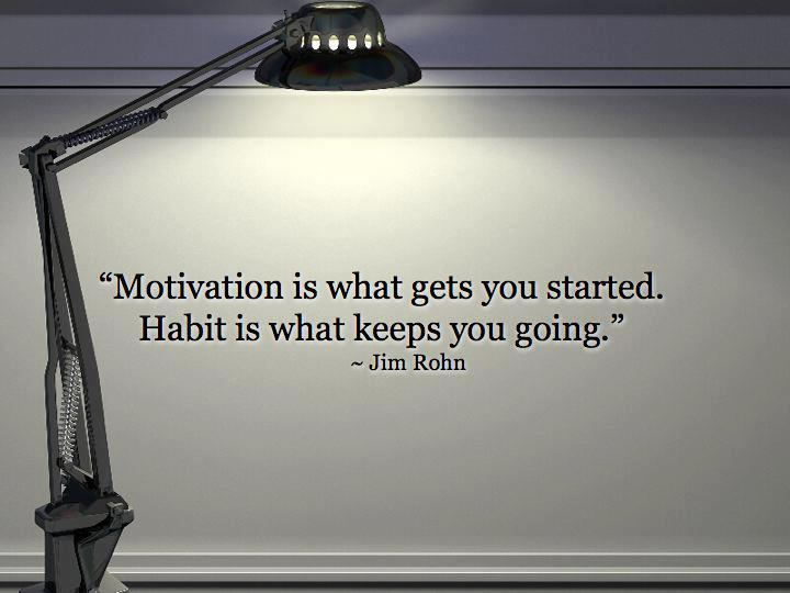 Jim Rohn,Habits Quotes – Inspirational Quotes, Motivational Thoughts and Pictures