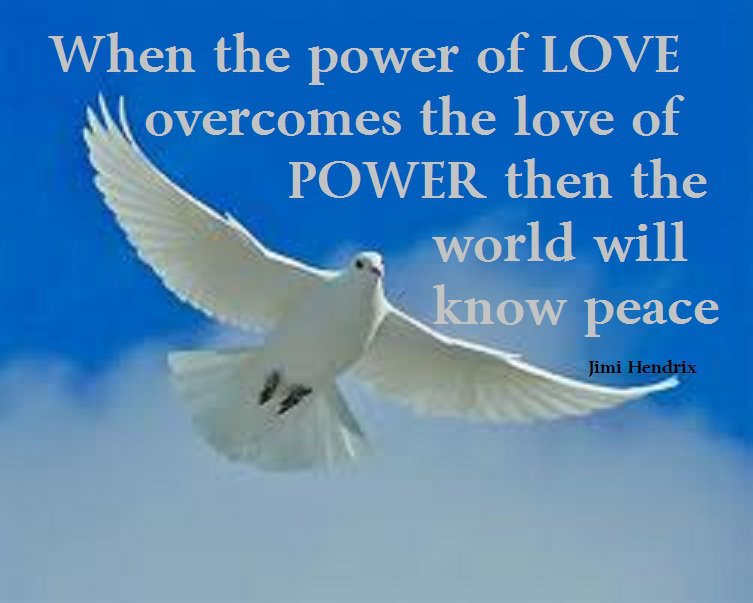 love,power,world,Peace - Inspirational Quotes, Motivational Quotes and Pictures