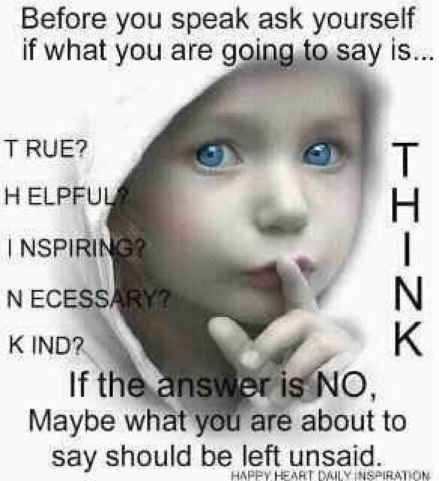 speak,think,Abilities & Qualities / Silence- Inspirational Quotes , Motivational Thoughts and Pictures