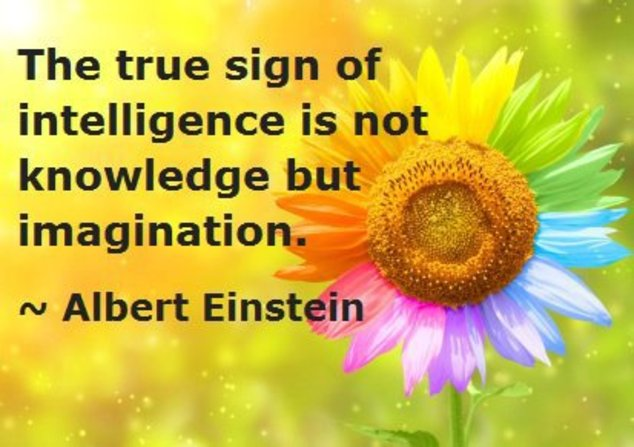 Abilities & Qualities - Inspirational Quotes , Motivational Thoughts and Pictures,knowledge,intelligence,imagination