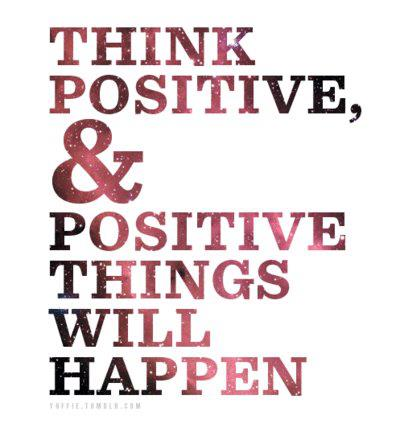 Positive thinking Quote,thought | Inspirational Quotes ...