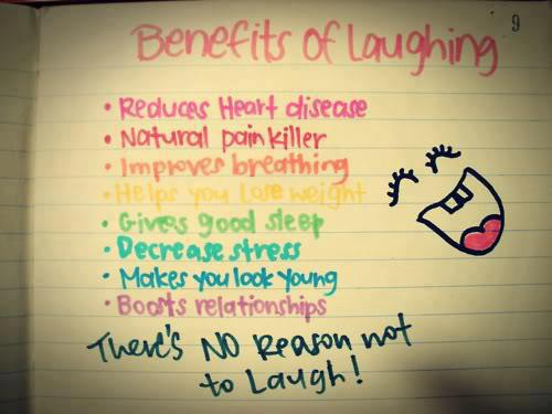 laugh, smile, benefits, healthy, health, disease, heart, stress, sleep,breathing, pain killer,