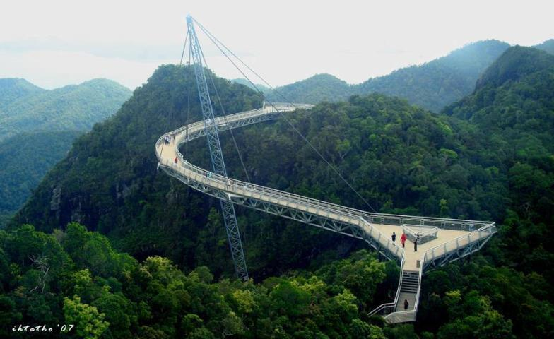 Langkawi sky-bridge ,Beautiful Places - Inspire You… Make you feel good