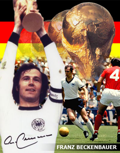 Sports Inspirational Quotes, Pictures, Champions, Franz Beckenbauer,Football,Soccer all time greats