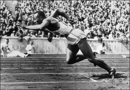Jesse Owens,sports,African-American athlete, 1936 Summer Olympics, Olympics , Pictures, Quotes