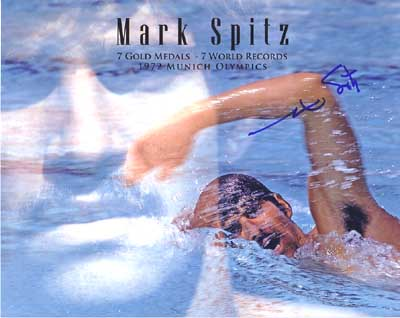 Mark Spitz, former Olympic swimming champion, Games, Inspirational Pictures, Quotes, winning